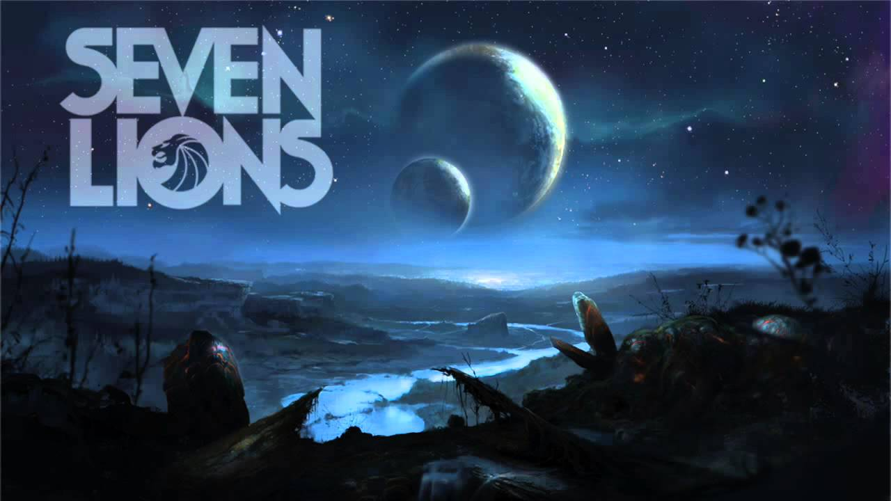 Cover Art for Seven Lions World Apart