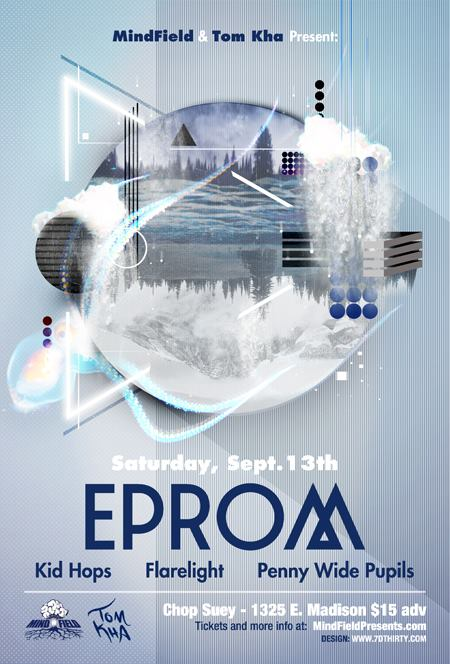 EPROM at Chop Suey 9/13/14