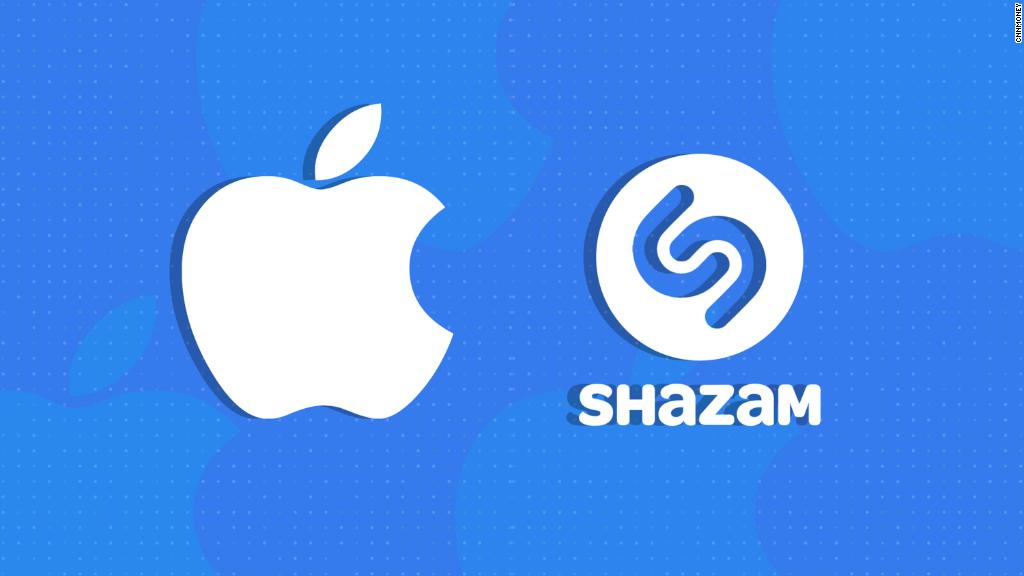 Apple Shazam Aquisition